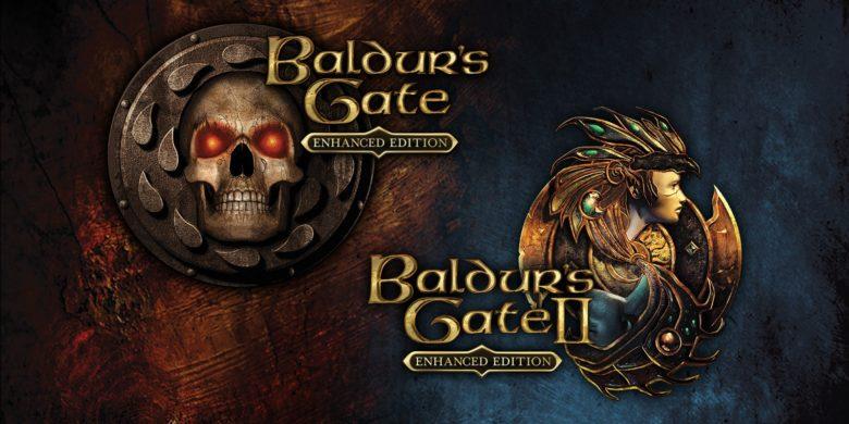Baldur's Gate I & II Review