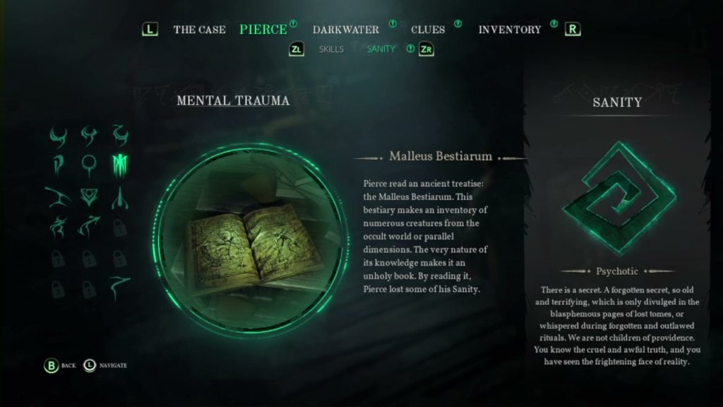 Call of Cthulhu Switch Review 3