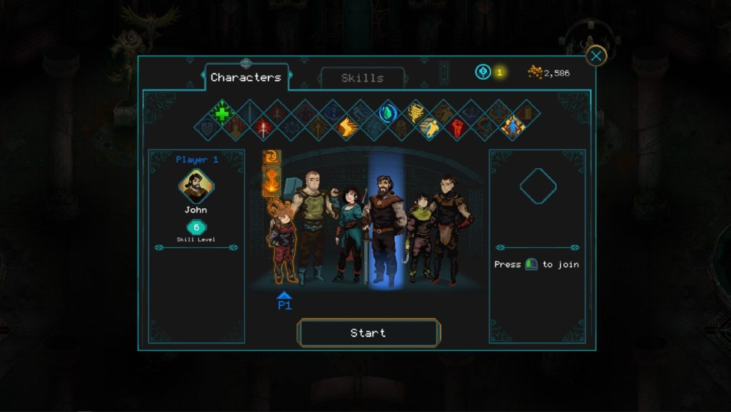 Children of Morta Review 4