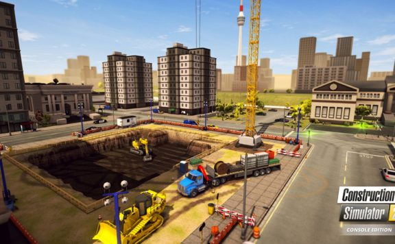Construction Simulator 2 switch