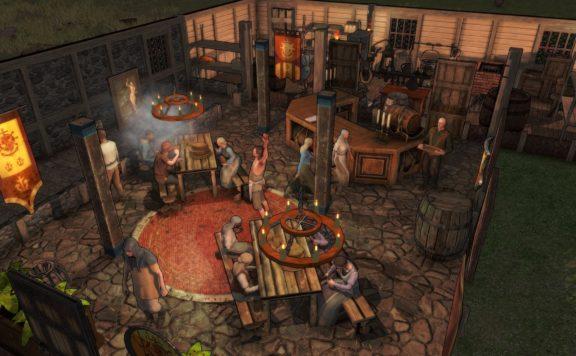 Crossroads Inn Review In Progress