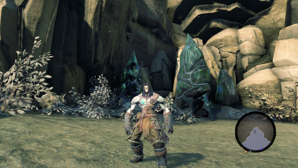 Darksiders II Death Seeks Cauldron