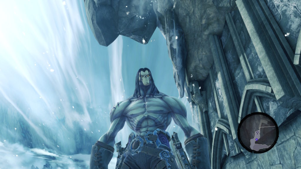 Darksiders II Death Closeup