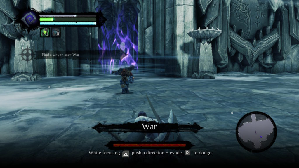 Darksiders II Save War