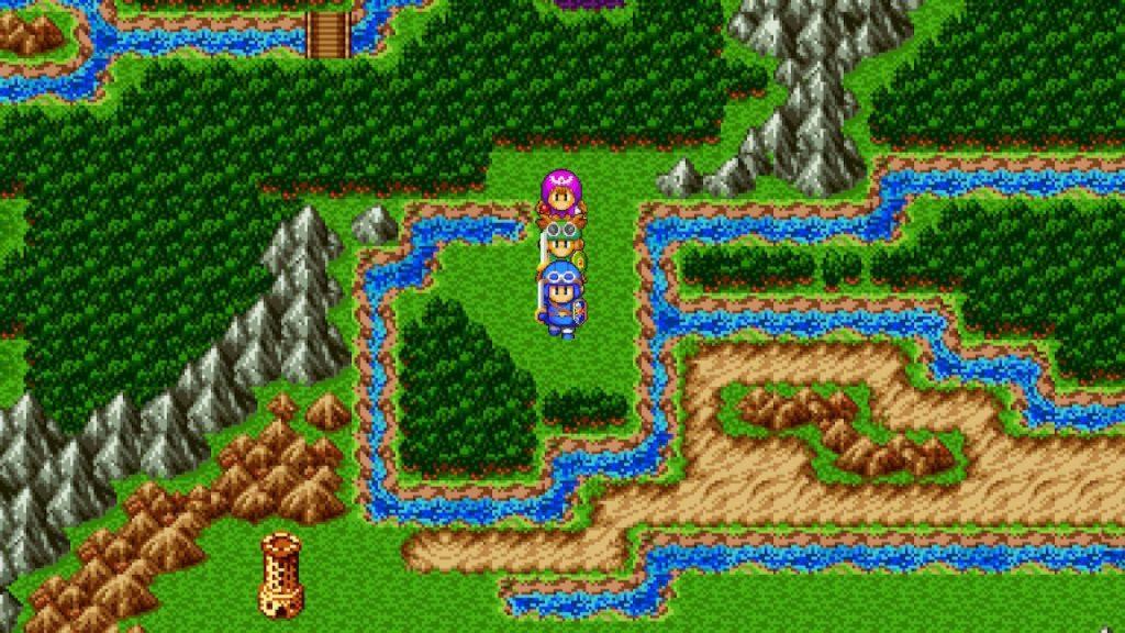Dragon Quest I, II, III Review 1