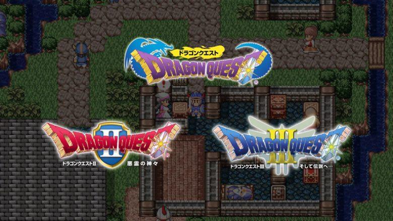 Dragon Quest I, II, III Review