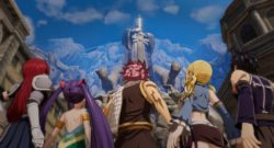 Fairy Tail RPG - Official Cinematic Gameplay Trailer