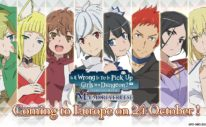 Is It Wrong to Try to Pick Up Girls in a Dungeon Memoria Freese