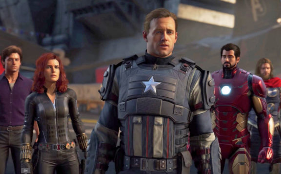 Marvel's Avengers Game Overview Trailer