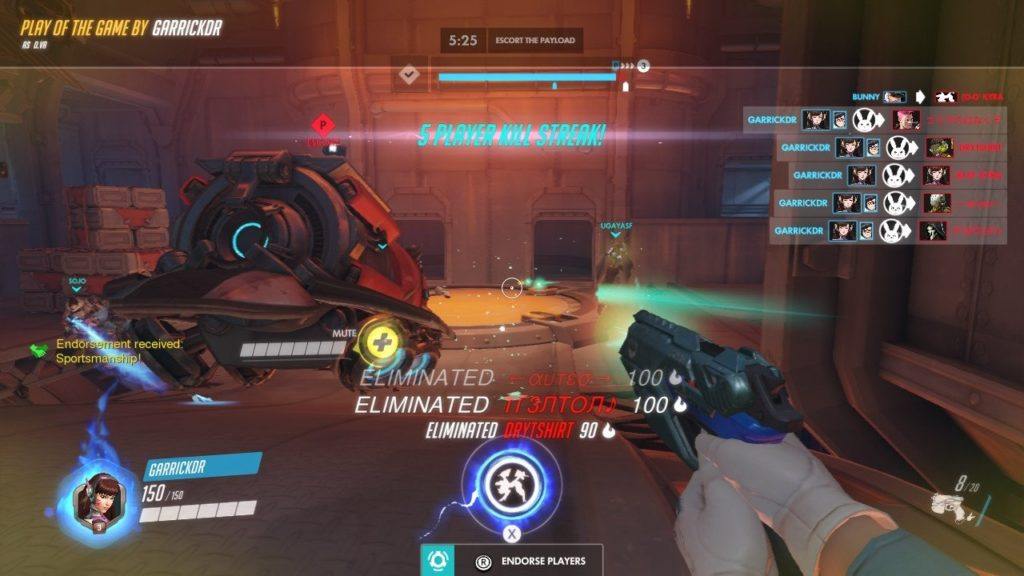 Overwatch Review Switch 2