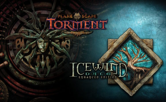 Planescape: Torment & Icewind Dale Console Banner