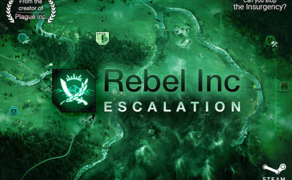Rebel Inc. Escalation Is Coming to PC