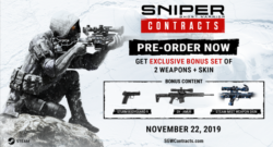Sniper Ghost Warrior Contracts - Pre-Launch Trailer