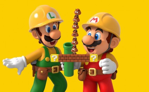 Super Mario Maker 2 Adds Online Co-op and More