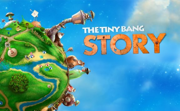 The Tiny Bang Story Banner