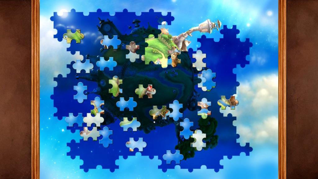 The Tiny Bang Story Master Puzzle