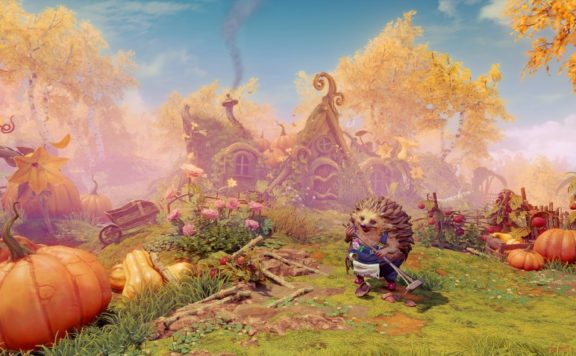 Trine 4 - Game Overview Trailer