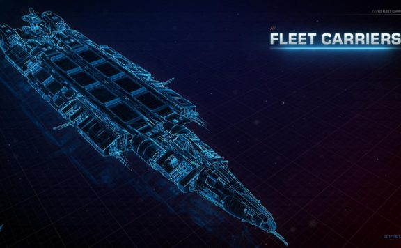 fleet carrier elite dangerous