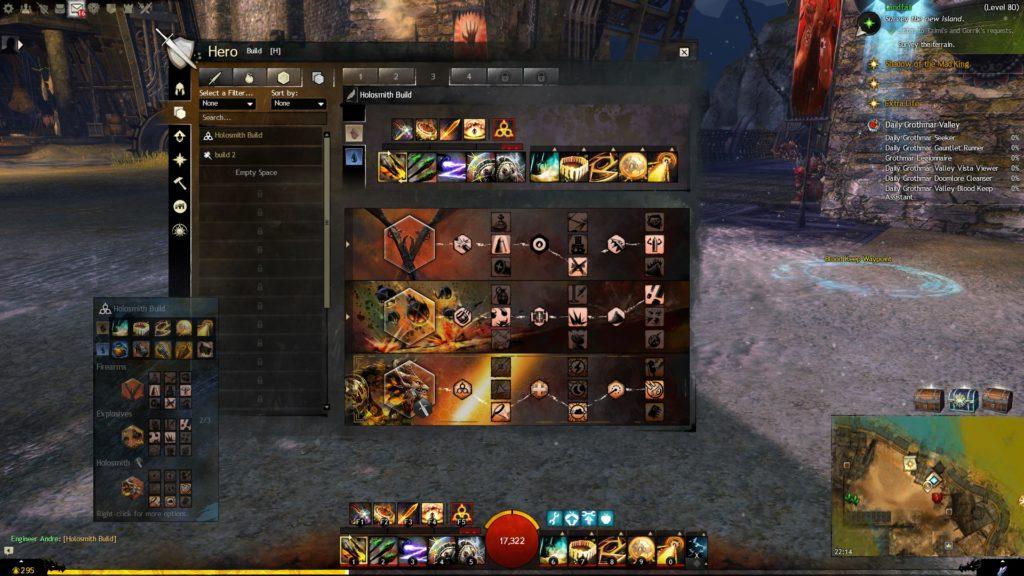 guild wars 2 build templates