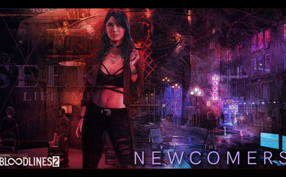 vampire the masquerade bloodlines 2 newcomers