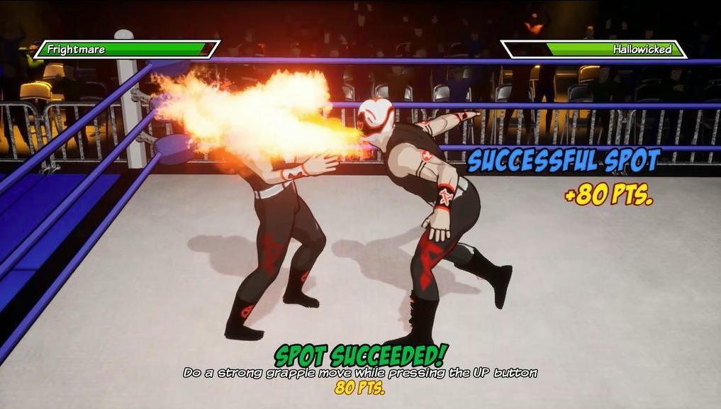 Chikara Action Arcade Wrestling 1