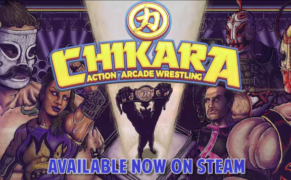 Chikara: Action Arcade Wrestling Review