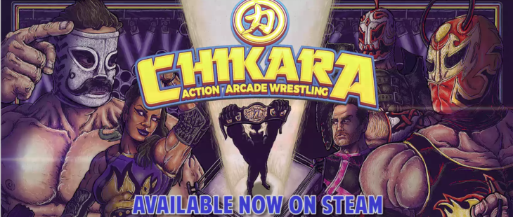 Chikara: Action Arcade Wrestling Review