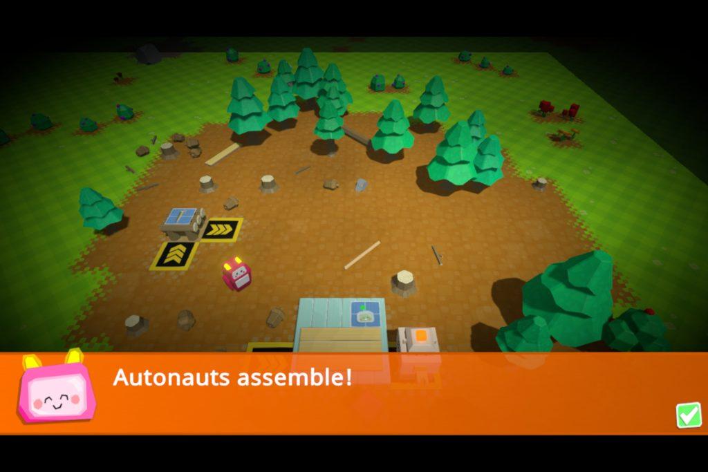 Autonauts Review