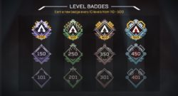 Apex Legends - Player Level Progression Changes