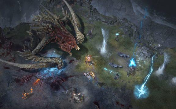 Diablo IV - System Design Blog Post
