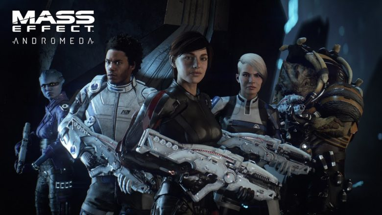 New Mass Effect Title in Very Early Development & Anthem Overhaul
