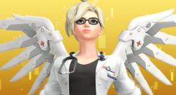 Overwatch - Mercy's Recall Challenge
