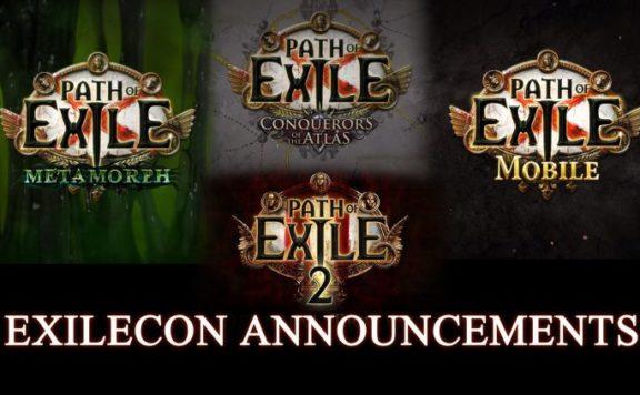 Path of Exile Exilecon
