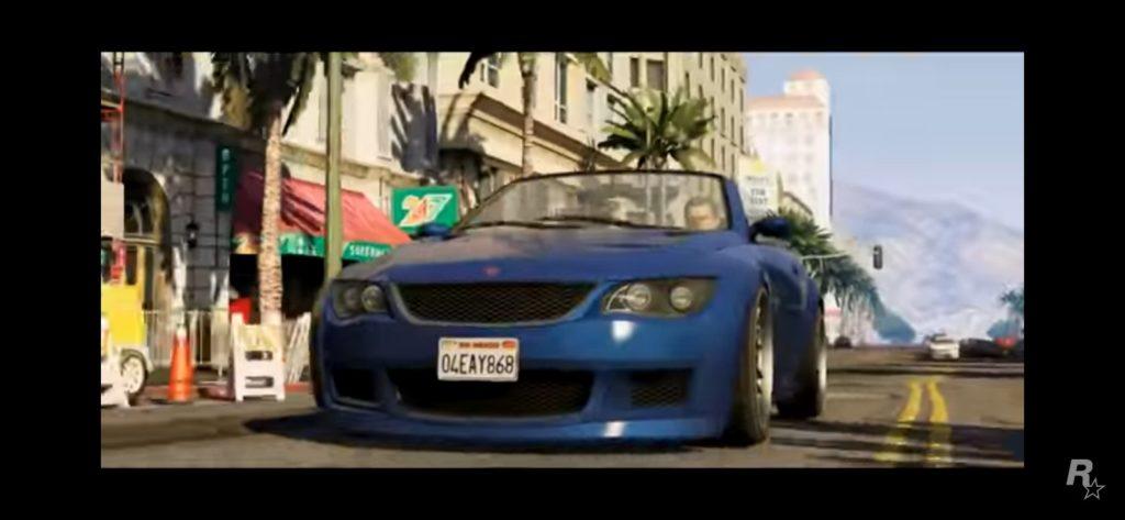 Racing Games - GTA