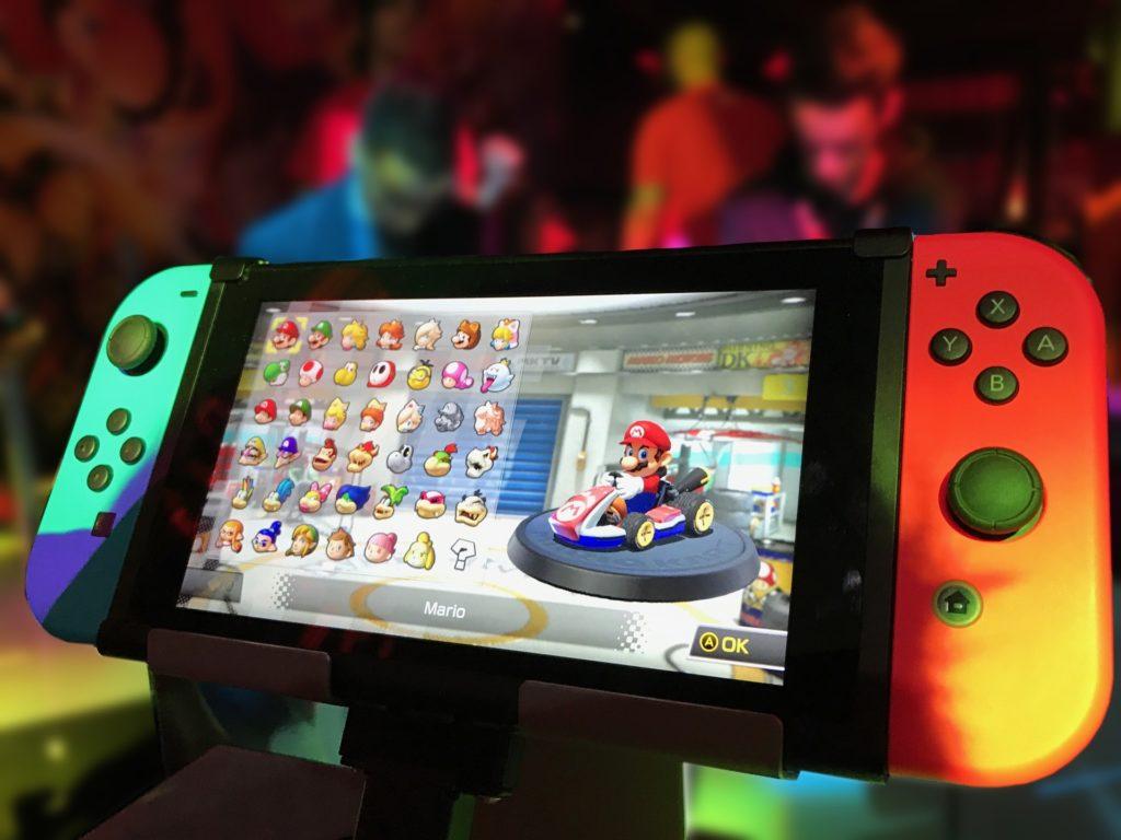 Racing Games - Mario Kart