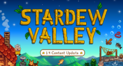 Stardew Valley Development Blog Promises New Content