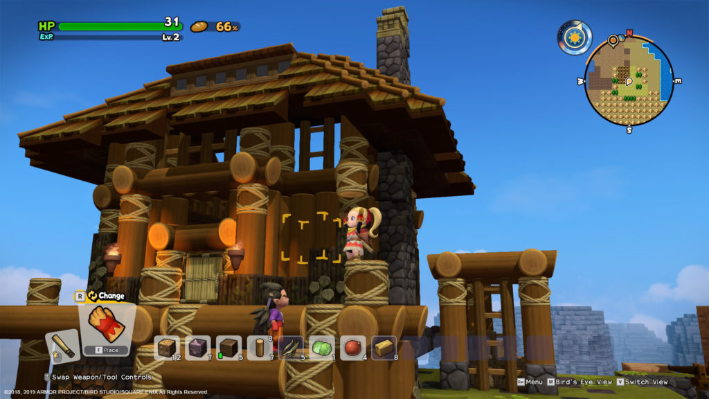 dragon quest builders 2 review 1