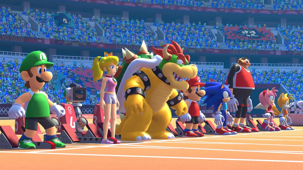 Mario & Sonic at the Olympic Games: Tokyo 2020 Review 1