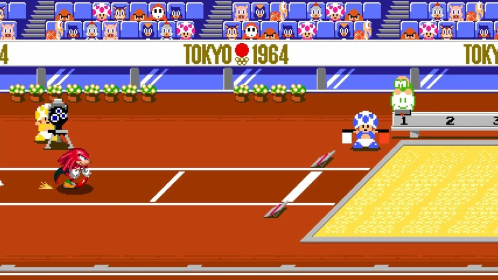 Mario & Sonic at the Olympic Games: Tokyo 2020 Review 2