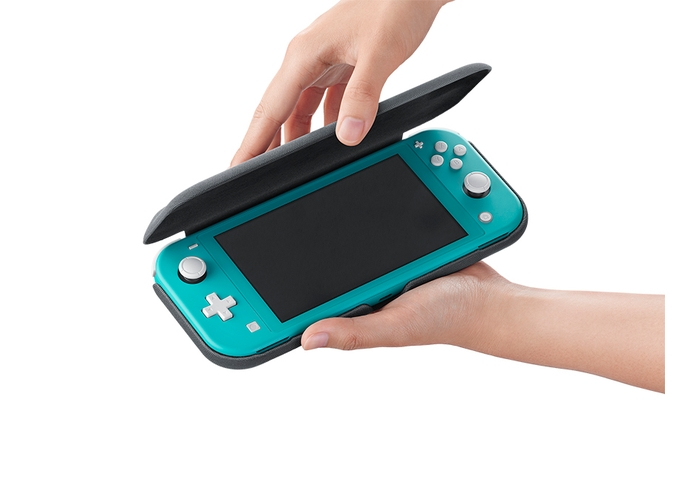 switch lite flip cover