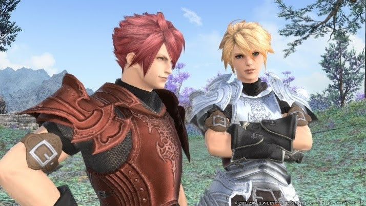 Final Fantasy XIV Shadowbringers Ishgard