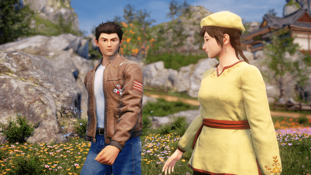 Shenmue III Review 2