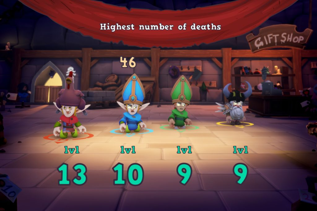 Munchkin: Quacked Quest Review, Deaths