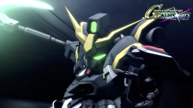 SD Gundam G Generation Cross Rays Review 1