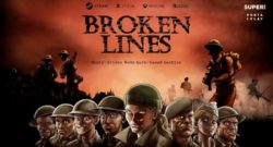 Broken Lines Interview