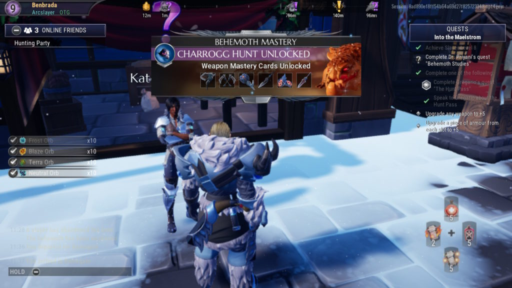 Dauntless Charrogg Unlocked
