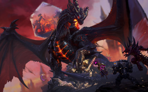 Deathwing the Destroyer is Ready to Take on Nexus in Heroes of the Storm