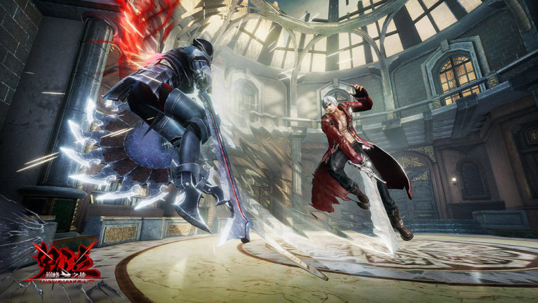 Devil May Cry Pinnacle of Combat - Two New Gameplay Trailers