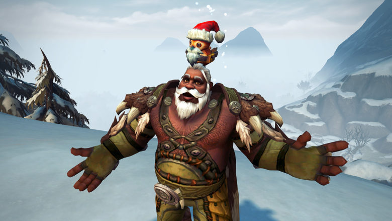 Don't Forget To Grab Your Winter Veil Gifts in WoW!