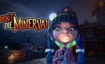 Don't Die, Minerva! Banner
